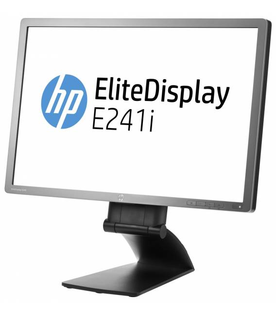 "Monitor LED IPS 24"" HP E241i"