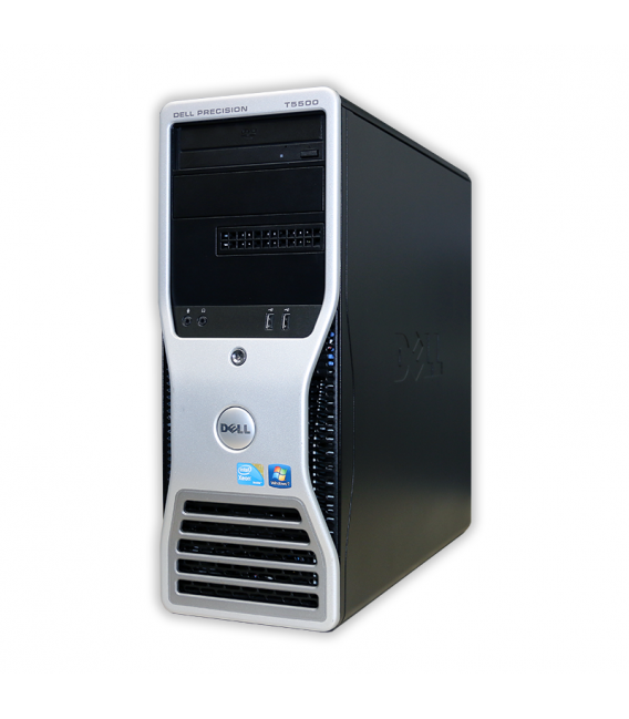 Workstation Dell T5500 Intel Xeon HexaCore E5647