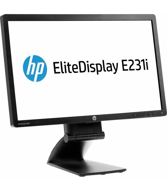 """Monitor LED IPS 23"""" HP E231i"""