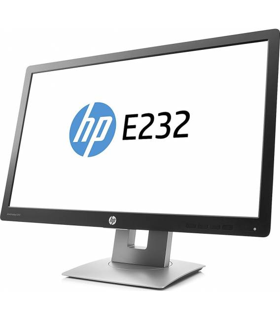 "Monitor LED IPS 23"" HP E232i"