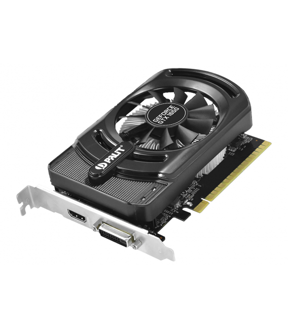 Placa video GeForce GTX 1650 Storm X / 4GB DDR5 / 128 bit