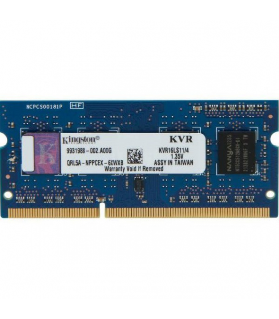 Modul memorie 4096MB SODIMM DDR3