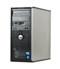 Dell Optiplex780 Tower QuadCore Q9505 cu SSD