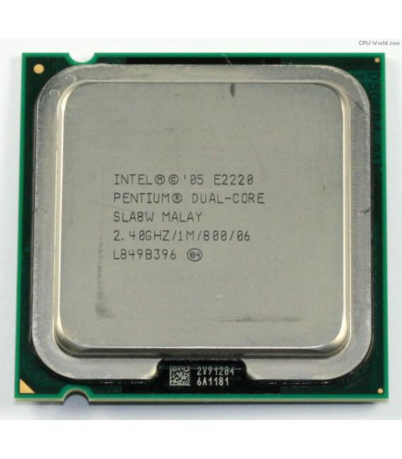 Procesor Intel Dual Core E2220 2.4G