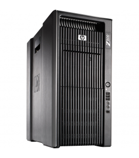 Workstation HP Z800 Intel Quad Core 2 x E5540