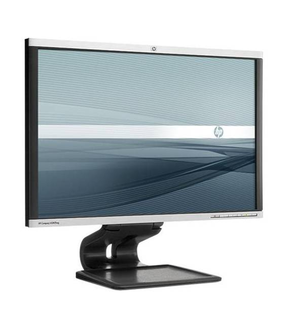 "Monitor LCD refurbished 24"" HP LA2405"