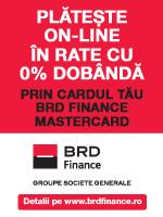 BRD plata rate